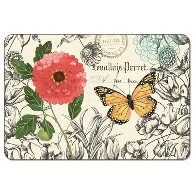 Butterflies Assorted Placemat (Set of 4)