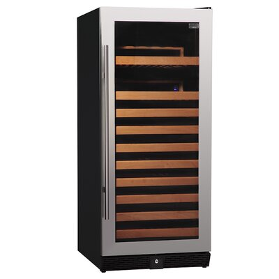 100 Bottle Compressor Single Zone Wine Cooler