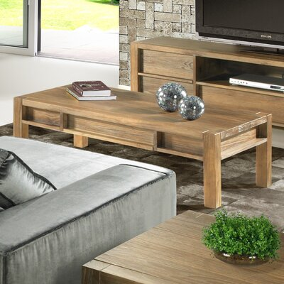 Wildon Home ® Linear Coffee Table