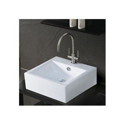 Commodore China Vessel Bathroom Sink - EV4042 / EV4042K