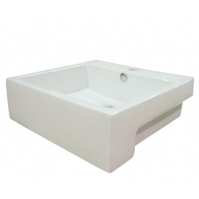 Concord China Vessel Bathroom Sink - EV4034 / EV4034K