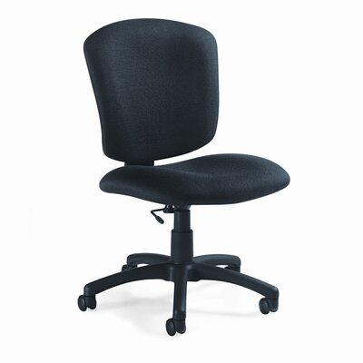 Global Total Office Mid-Back Armless Task Chair