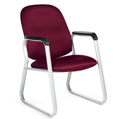 Global Total Office Max Guest Arm Chair