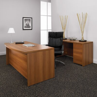 Global Total Office Correlation Standard Desk Office Suite