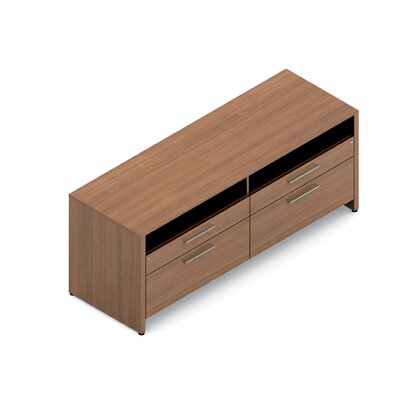 Global Total Office PRINCETON Double Credenza