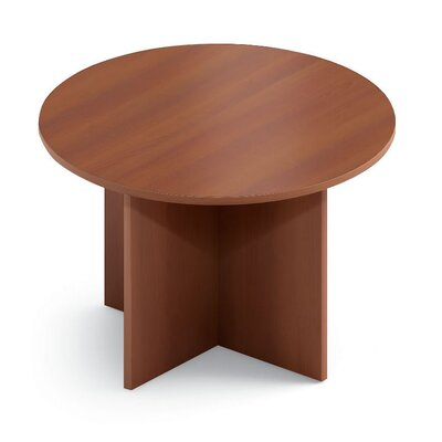 Global Total Office Boardroom Round Conference Room Table