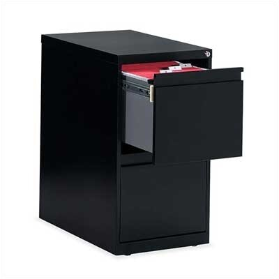 Global Total Office G Series 2-Drawer File Pedestal