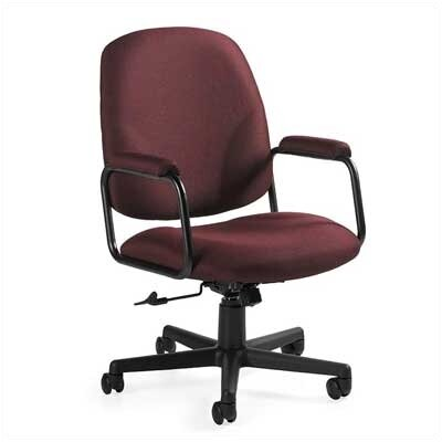 Global Total Office Solo High-Back Pneumatic Office Chair