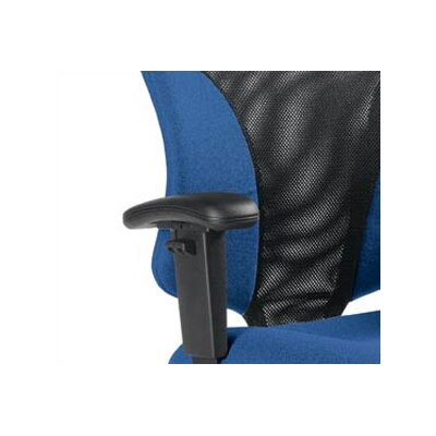 Global Total Office Tye Mid-Back Pneumatic Office Chair