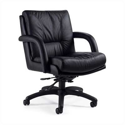 Global Total Office Arturo Low Back Pneumatic Tilter Chair