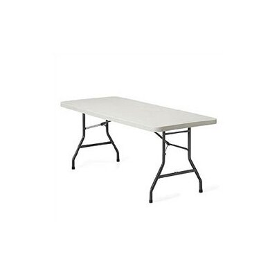 Global Total Office Lite Lift 6' Rectangular Folding Table