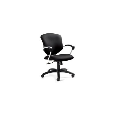 Global Total Office Supra Medium Back Pneumatic Tilter Chair