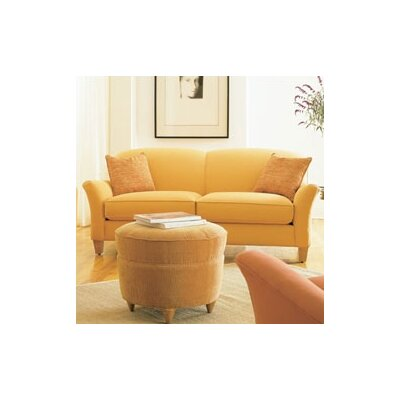 Rowe Furniture Capri Mini Mod Apartment Loveseat