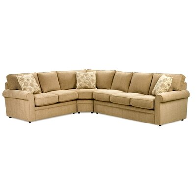 Rowe Basics Brentwood Sectional Sofa Wayfair
