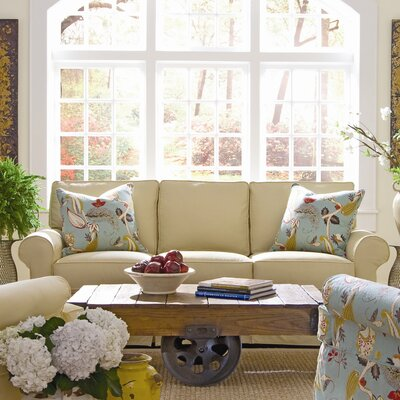Rowe Furniture Nantucket Queen Sleeper Sofa