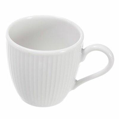 Pillivuyt Plisse 3 oz. Espresso Cup