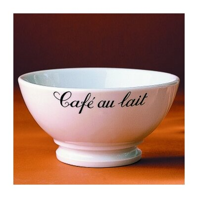 Pillivuyt Café Au Lait 13 oz. Coffee Bowl