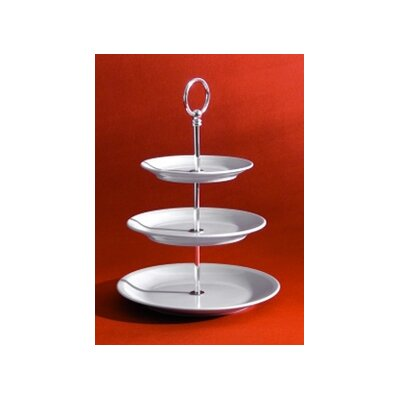 Pillivuyt 3-Tiered Cake Plate