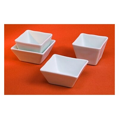 Pillivuyt Quartet Shallow Ramekin