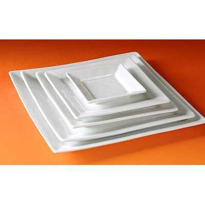 Pillivuyt Quartet 4 PC Dinnerware Set with Rimless Bowl