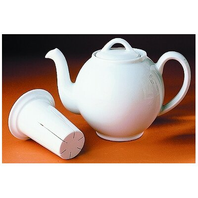 Pillivuyt London 28 oz. Teapot Style With Infuser