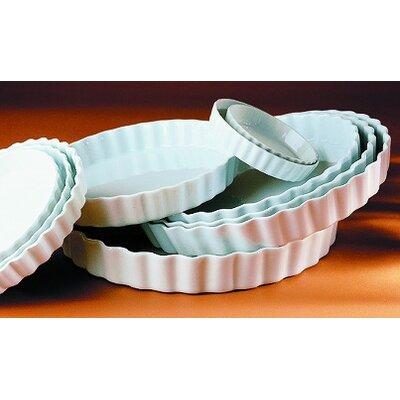 "Pillivuyt Round 5.25"" Tart Dish"