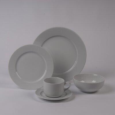 Pillivuyt Sancerre 5 Piece Dinnerware Collection