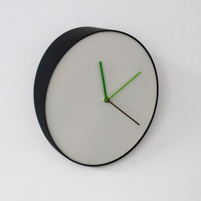 "Areaware 12.25"" Bias Wall Clock"