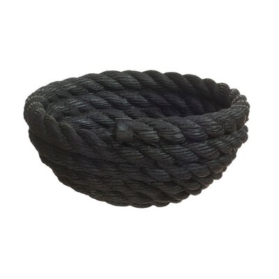 Areaware Reality Coil Rope Bowl