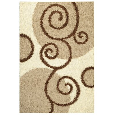 Ultimate Shaggy Scrolls Rug