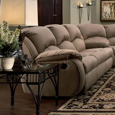 Recline Designs Gabriella Dual Reclining Sectional