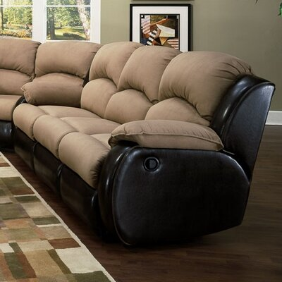 Recline Designs Jupiter Queen Sleeper Sofa