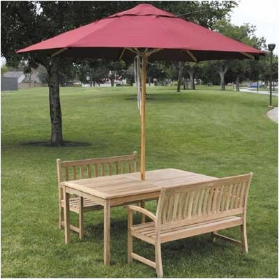 Dayva International 9' Ambrosia Market Umbrella
