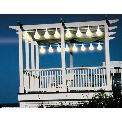 Blue Star Group Brella Lights Patio Umbrella Lighting