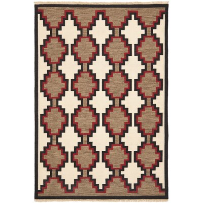 Great Plains Red Rock Rug