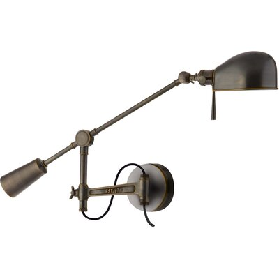 Ralph Lauren Home RL '67 Boom Swing Arm Wall Lamp