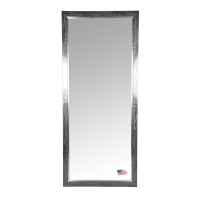 Rayne Mirrors Jovie Jane Black Smoke with Silver Liner Tall Mirror