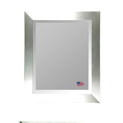 Rayne Mirrors Jovie Jane Silver Grande Wall Mirror