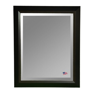Rayne Mirrors Jovie Jane Brown Lining Wall Mirror