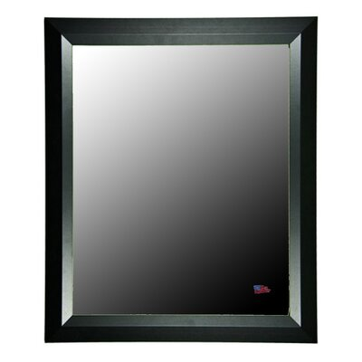 Black Contemporary Mirrors 100