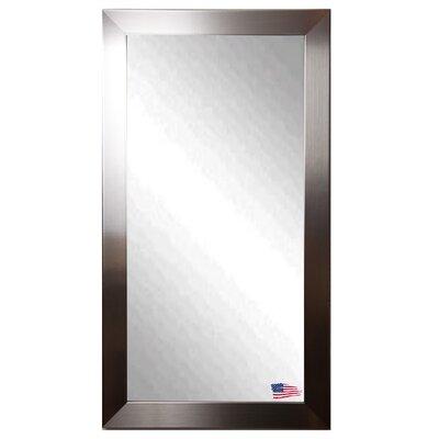 Rayne Mirrors Silver Petite Tall Mirror