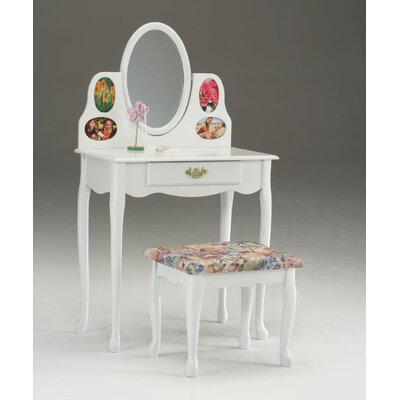 Bernards Vanity with Bench