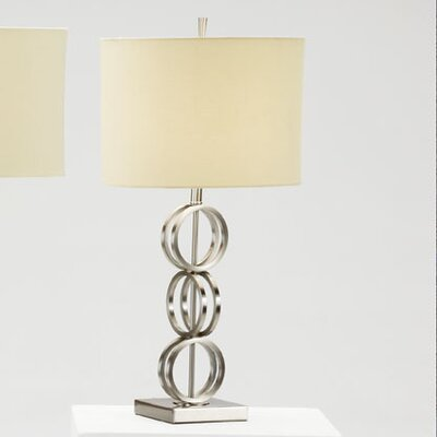 Bernards 3 Ring Table Lamp (Set of 2)