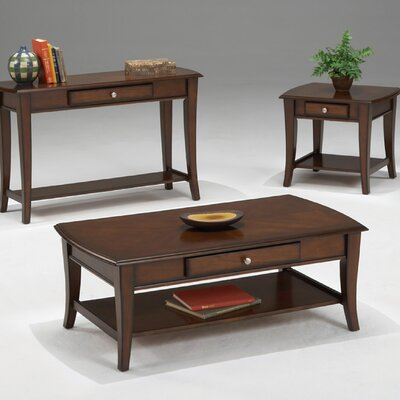 Coffee table sets wayfair for Coffee tables 3 piece