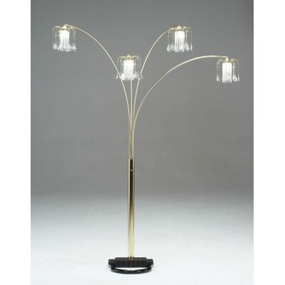 Floor lamps wayfair for What is a spider lamp