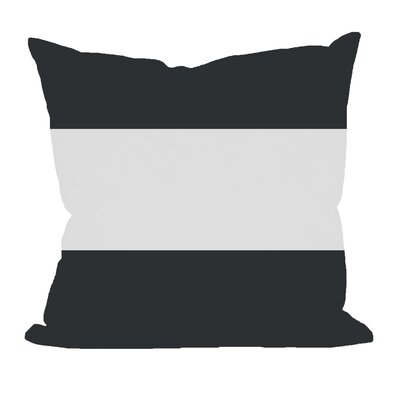 Big Stripe, Horizontal Decorative Pillow