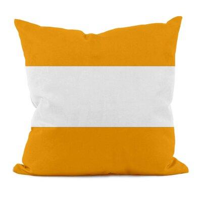 E By Design Big Stripe Horizontal Decorative Pillow
