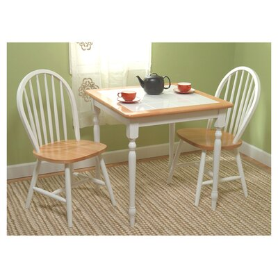 <strong>TMS</strong> 3 Piece Dining Set