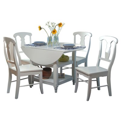 <strong>TMS</strong> Cottage 5 Piece Dining Set