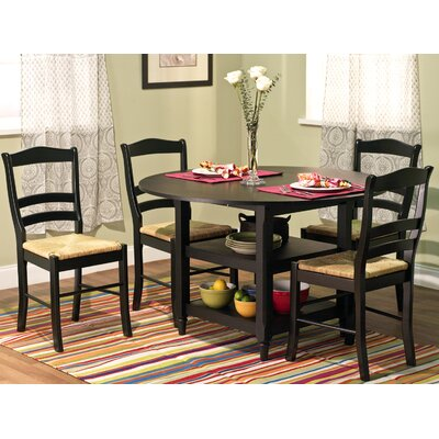 TMS Paloma 5 Piece Dining Set